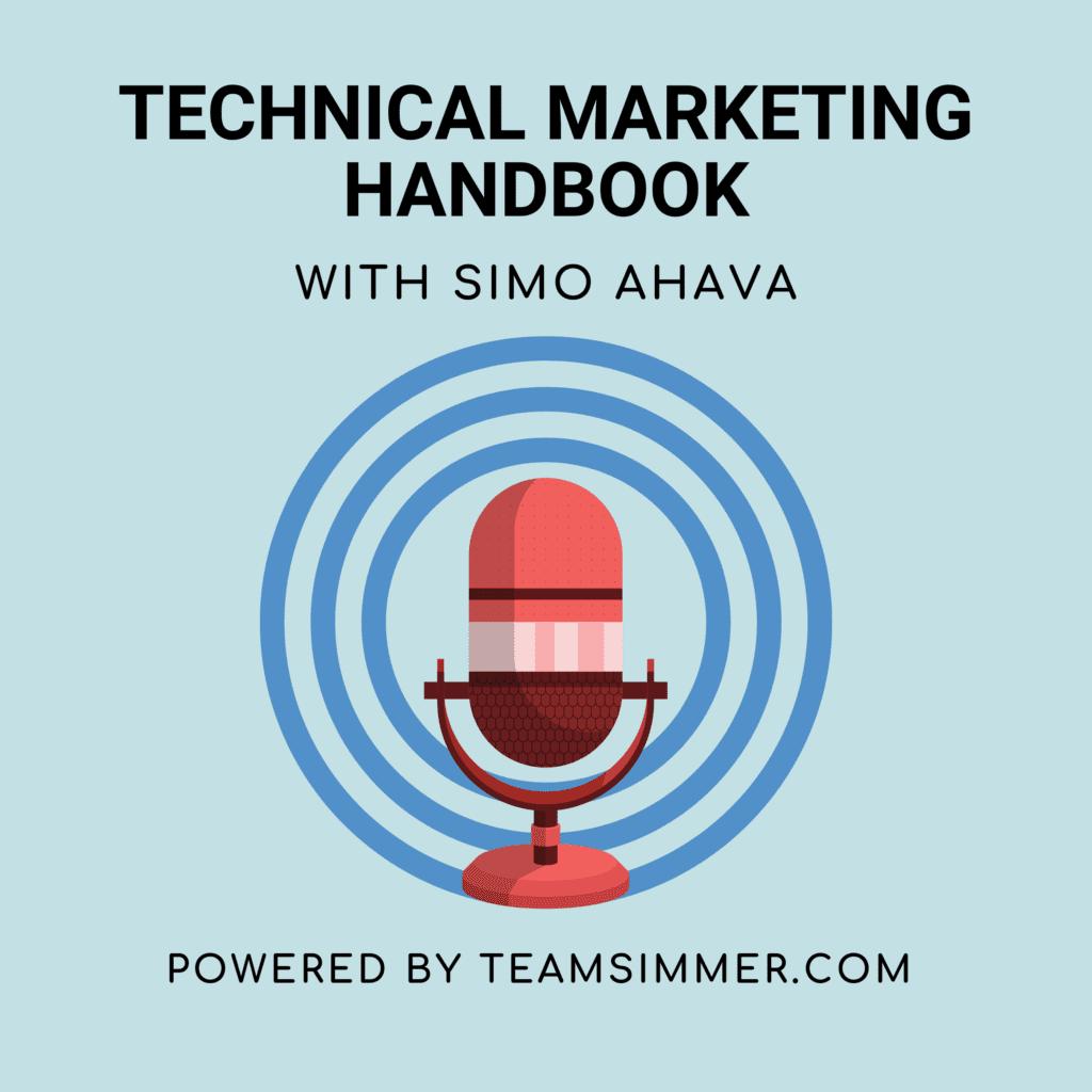 technical marketing handbook podcast